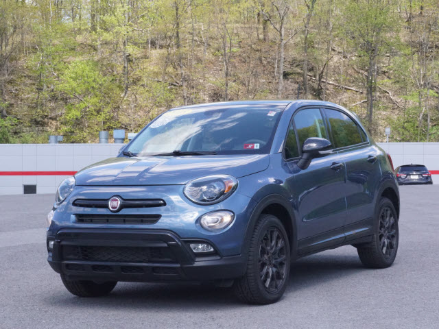 Pre-Owned 2018 FIAT 500X Urbana Edition