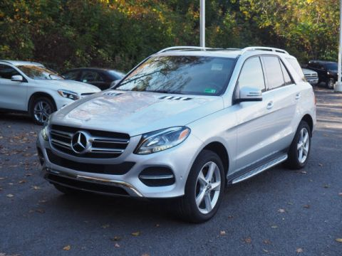 Pre-Owned 2019 Mercedes-Benz GLE GLE 400 4MATIC®