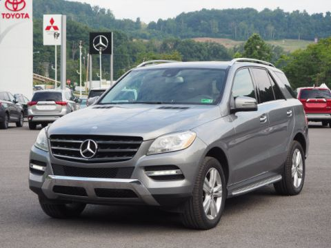 Pre-Owned 2015 Mercedes-Benz M-Class ML 350 4MATIC®