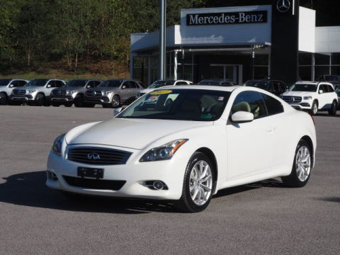 Pre-Owned 2013 INFINITI G37 Coupe x